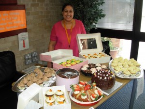 IWD Cakes and Katie image 2