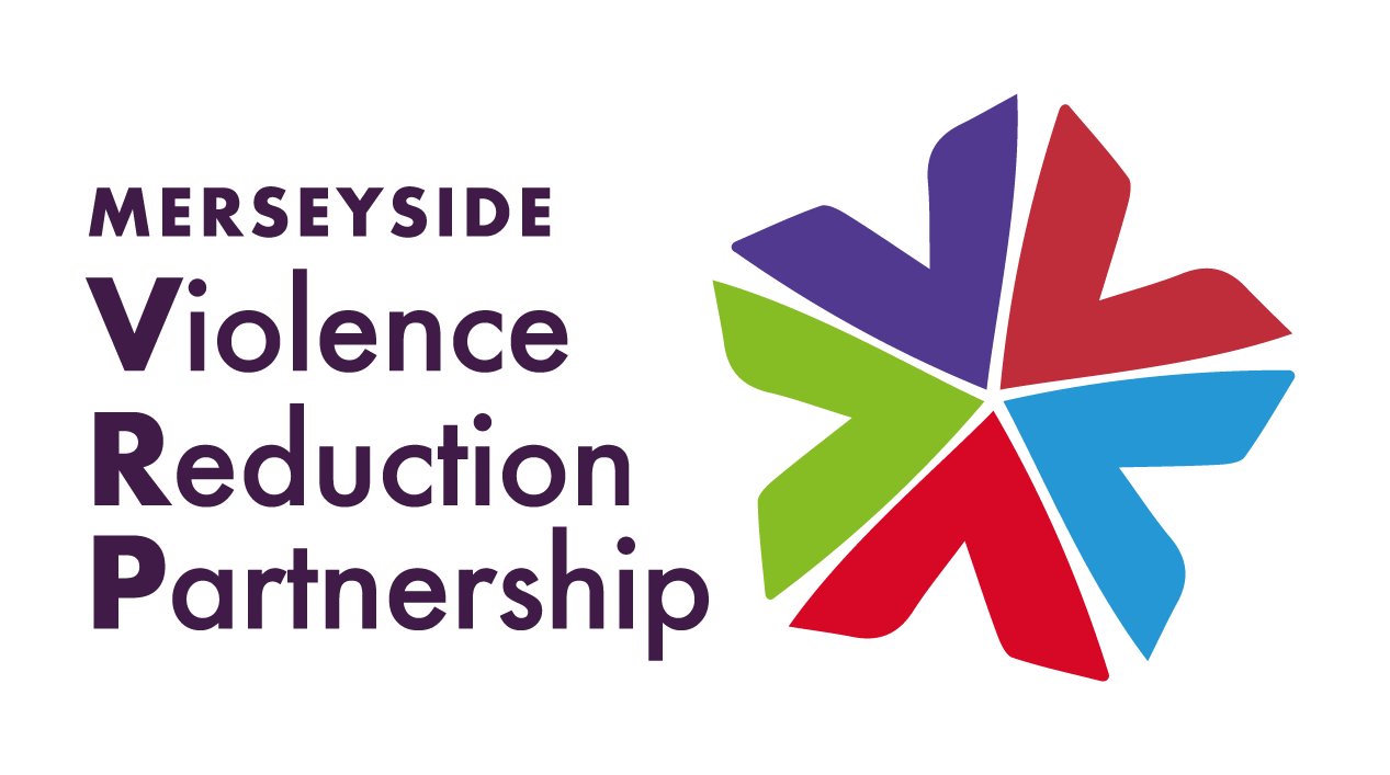 Logo for Merseyside Violence Reduction Partnership